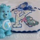 Letter K Ornament